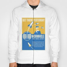 Time Travel Agency Hoody