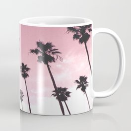 Palms & Sunset Coffee Mug
