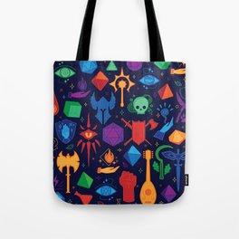 TTRPG Forever - Color Tote Bag