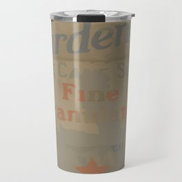 AZUCAR Travel Mug