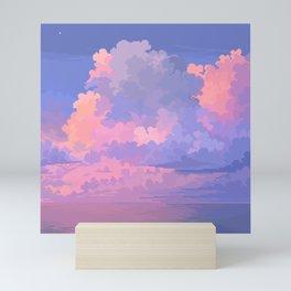 Candy Sea Mini Art Print