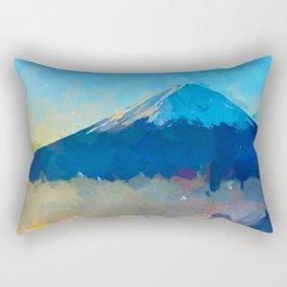 Fujiyama Rectangular Pillow