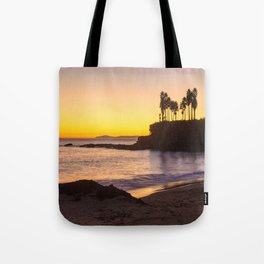 Laguna Beach Collection - Shaws Cove Tote Bag