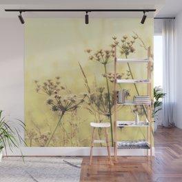 Wildflower Dreams Wall Mural