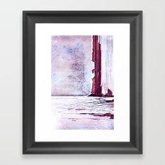 porta Framed Art Print