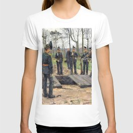 Isaac Lazarus Israels - Military Funeral - Digital Remastered Edition T-shirt