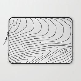 Topographic #440 Laptop Sleeve