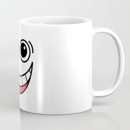 Laughing Face Coffee Mug