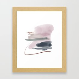 Introversion II Framed Art Print