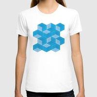 escher T-shirts featuring Escher #008 by rob art | simple