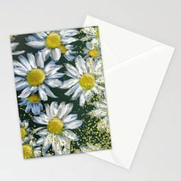 Just Crazy For Daisies Stationery Cards