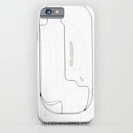 Indianapolis Motor Speedway iPhone Case