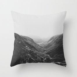 Mistance Throw Pillow