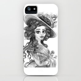 Felicity iPhone Case