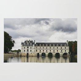 Chateau de Chenonceau Rug