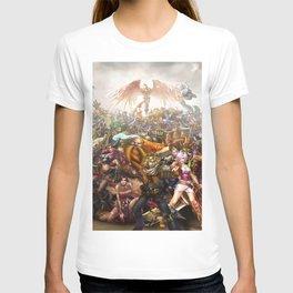 Full League T-shirt