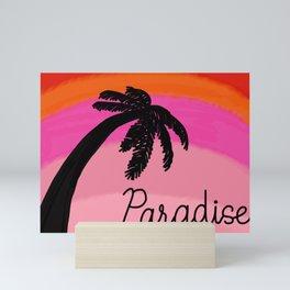 Paradise Mini Art Print