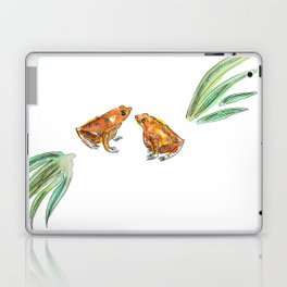 Let's frog about it! Laptop & iPad Skin