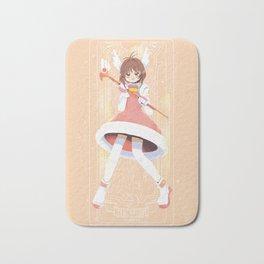 Cardcaptor Sakura - Wood Card Bath Mat