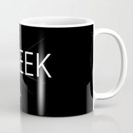 Greek Geek Coffee Mug
