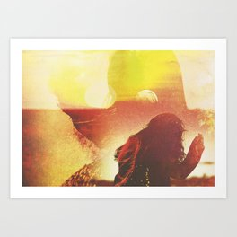 Sherise Art Print
