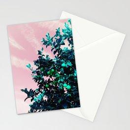 fairfax lemon tree Stationery Cards