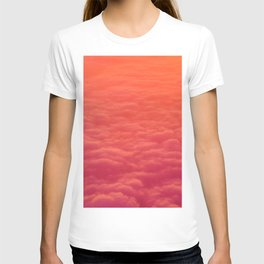 The Pink Clouds (Color) T-shirt