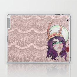 Huntress Hunted Laptop & iPad Skin