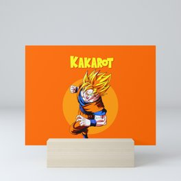 Dragon Ball Kakarot Mini Art Print
