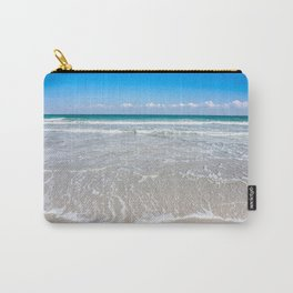 Paradise is the Beach Carry-All Pouch