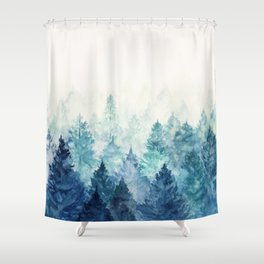Fade Away Shower Curtain