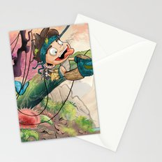 Jungle kid. Stationery Cards
