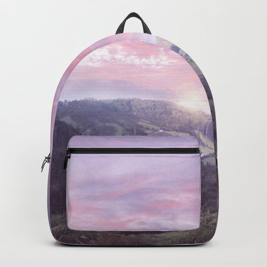 Pastel vibes 24 Backpack