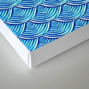 Sky Fish Canvas Print