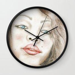 Bella mia Wall Clock
