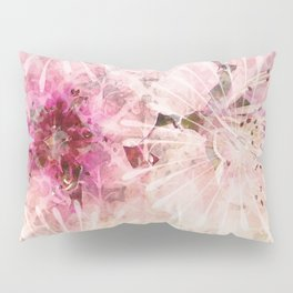 Pink is beautiful - 1 - Afternoon burst Pillow Sham