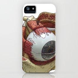 Eye_Model iPhone Case