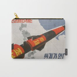 Vintage poster - Soviet Union Carry-All Pouch