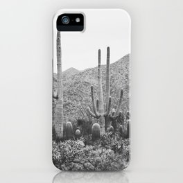 A Gathering of Cacti, No. 2 iPhone Case