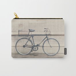 a very masculine bicycle Carry-All Pouch