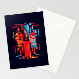 Abstract Composition #1 Stationery Cards