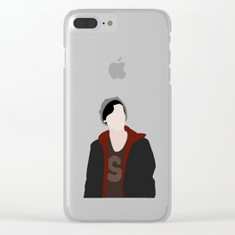Juggy (Riverdale) T-Shirt Clear iPhone Case