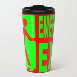Emergency Exit Travel Mug