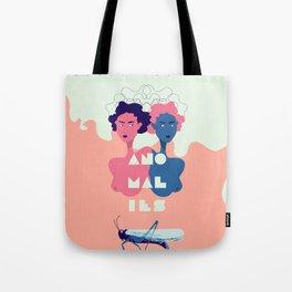 Anamoly Tote Bag
