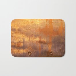 Orange 1 Bath Mat