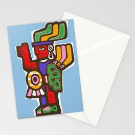Mexico Aztec or Mayan Travel Stationery Cards