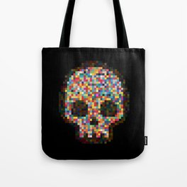 Spectrum Colors Arranged By Chance Tote Bag