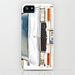 Caddilac iPhone Case