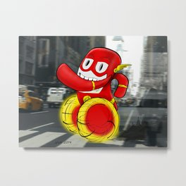 Flashraser Metal Print