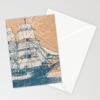 Age of Exploration Stationery Cards